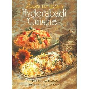 Hyderabadi cuisine- a mixture of muglai and south indian food